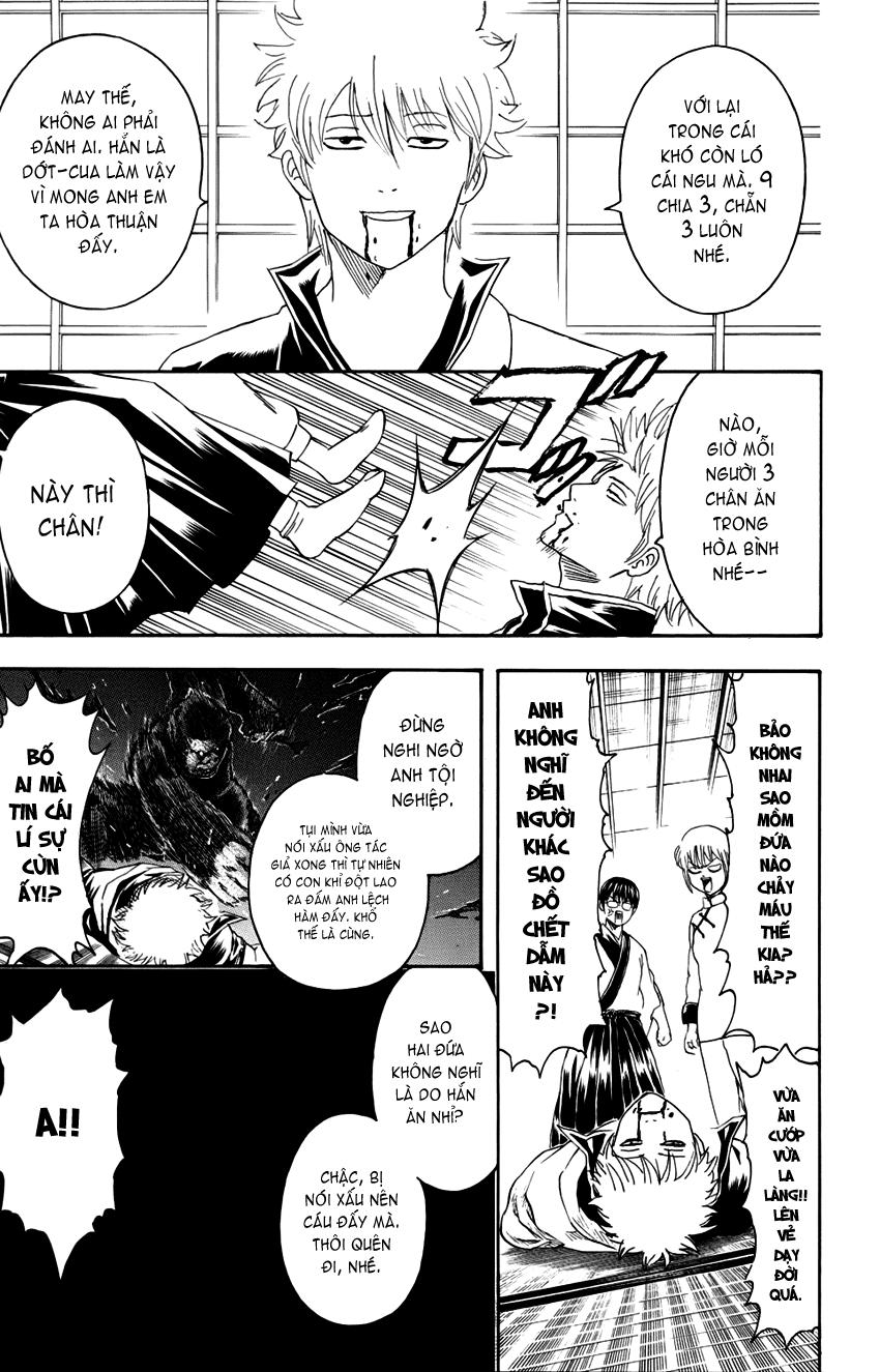 Gintama Chap 327 page 8 - Truyentranhaz.net