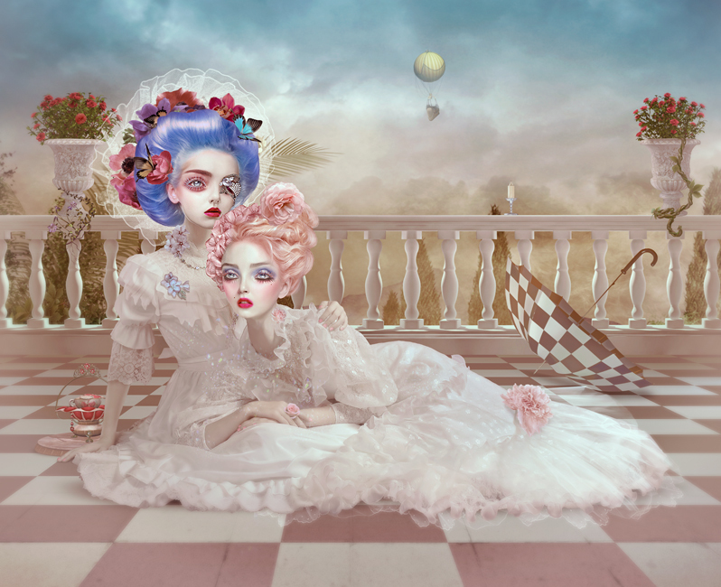 ©Natalie Shau - Lost in Wonderland