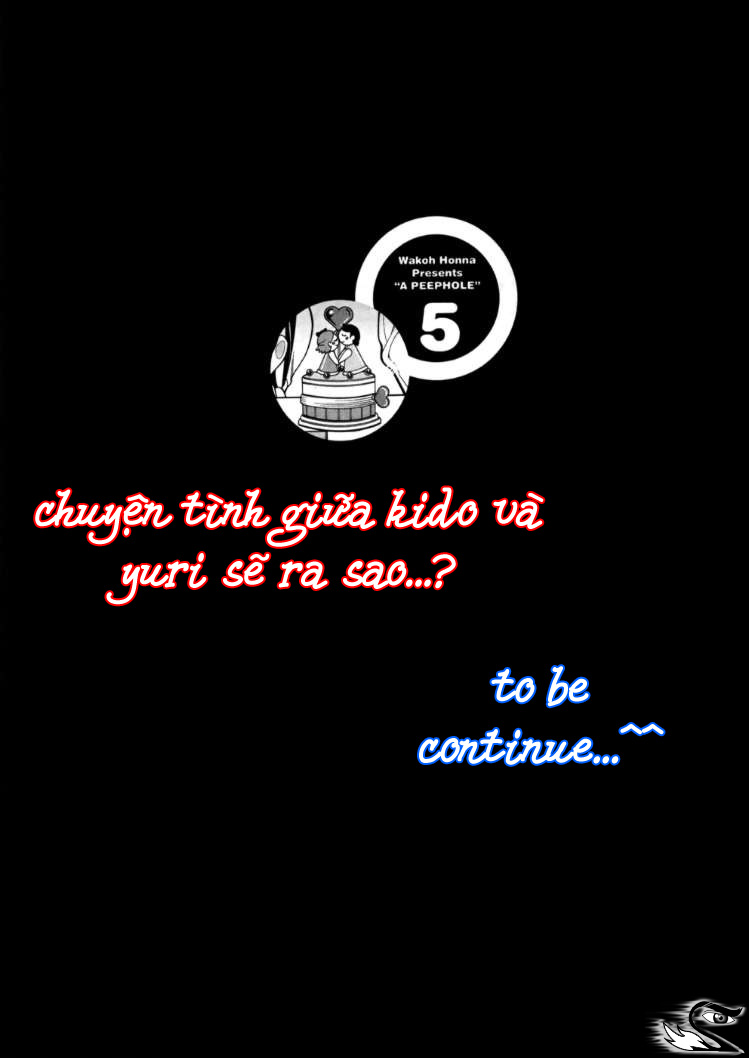 Nozoki Ana chap 43 - Trang 21