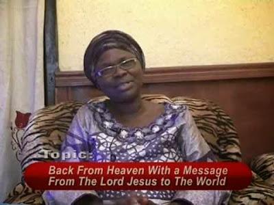 Divine Revelation Of Heaven And Hell By Evangelist Margret Osasumwen Amure.