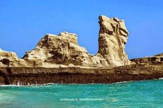 Pantai Klayar, Tanah Lot Ala Pulau Jawa, Pacitan