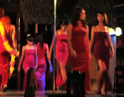Pretty Burmese girls