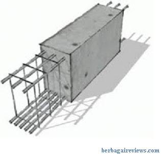 Balok beton bertulang - berbagaireviews.com