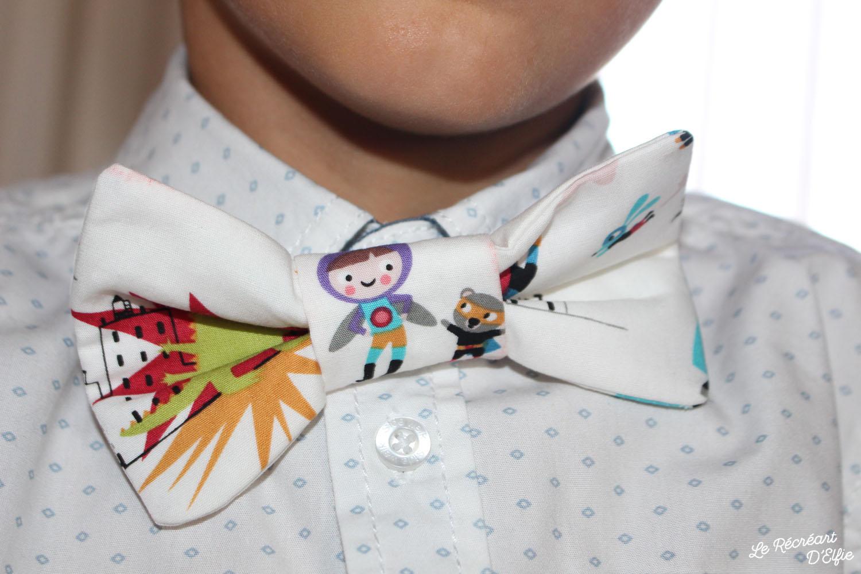 le r cr art delfie diy couture le petit noeud papillon pour enfant. Black Bedroom Furniture Sets. Home Design Ideas