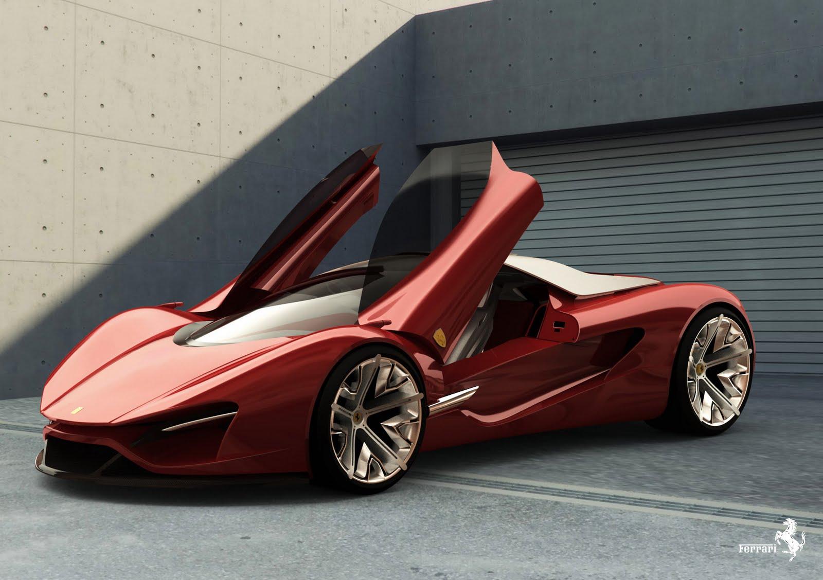 Ferrari Concept Ezri 2014