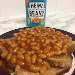 BEANZ ON TOAST