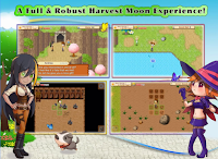 HARVEST MOON: Seeds Of Memories v1.0 Apk Android