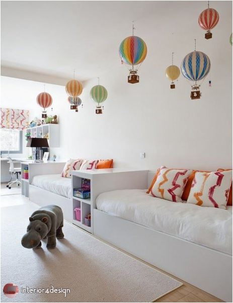 Amazing Decorating Ideas For Kids' Rooms 12