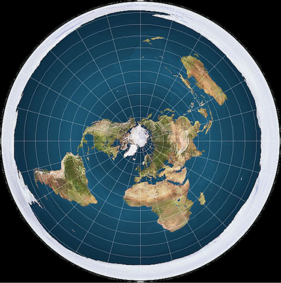 Reddit User Comes Up With The Epic Idea Of A Reality Show With Flat Earthers Searching For The Edge Of The World