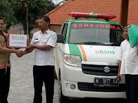 Gresik Dilanda Banjir, BMH Jawa Timur Salurkan Bantuan