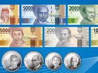 Bank Indonesia Resmi Terbitkan Uang Baru, Siapa Pahlawan dan Bagaimana Bentuknya?