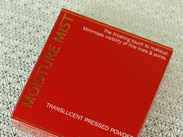 Moisture Mist Translucent Pressed Powder - Bronze Swatches & Review