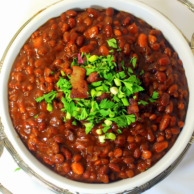 52 Ways To Cook: Sweet Root Beer Baked Beans In A Crock