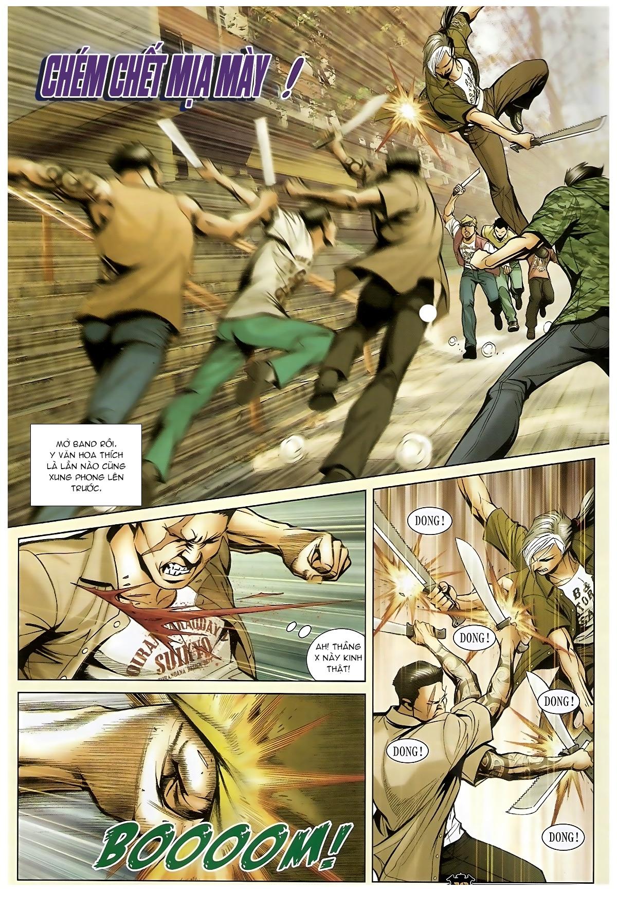 Người Trong Giang Hồ - Chapter 1498: Đại Phạn không giáng - Pic 12