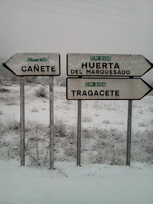 Nevada Serrania Cuenca. Autor, Miguel Alejandro Castillo Moya