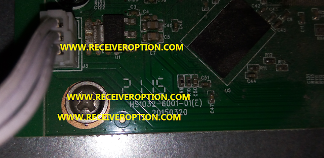HS1032-6001-01(E) BOARD TYPE HD RECEIVERS FLASH FILE