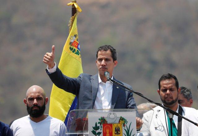 Guaidó prepara el terreno para la movilización nacional hacia Miraflores