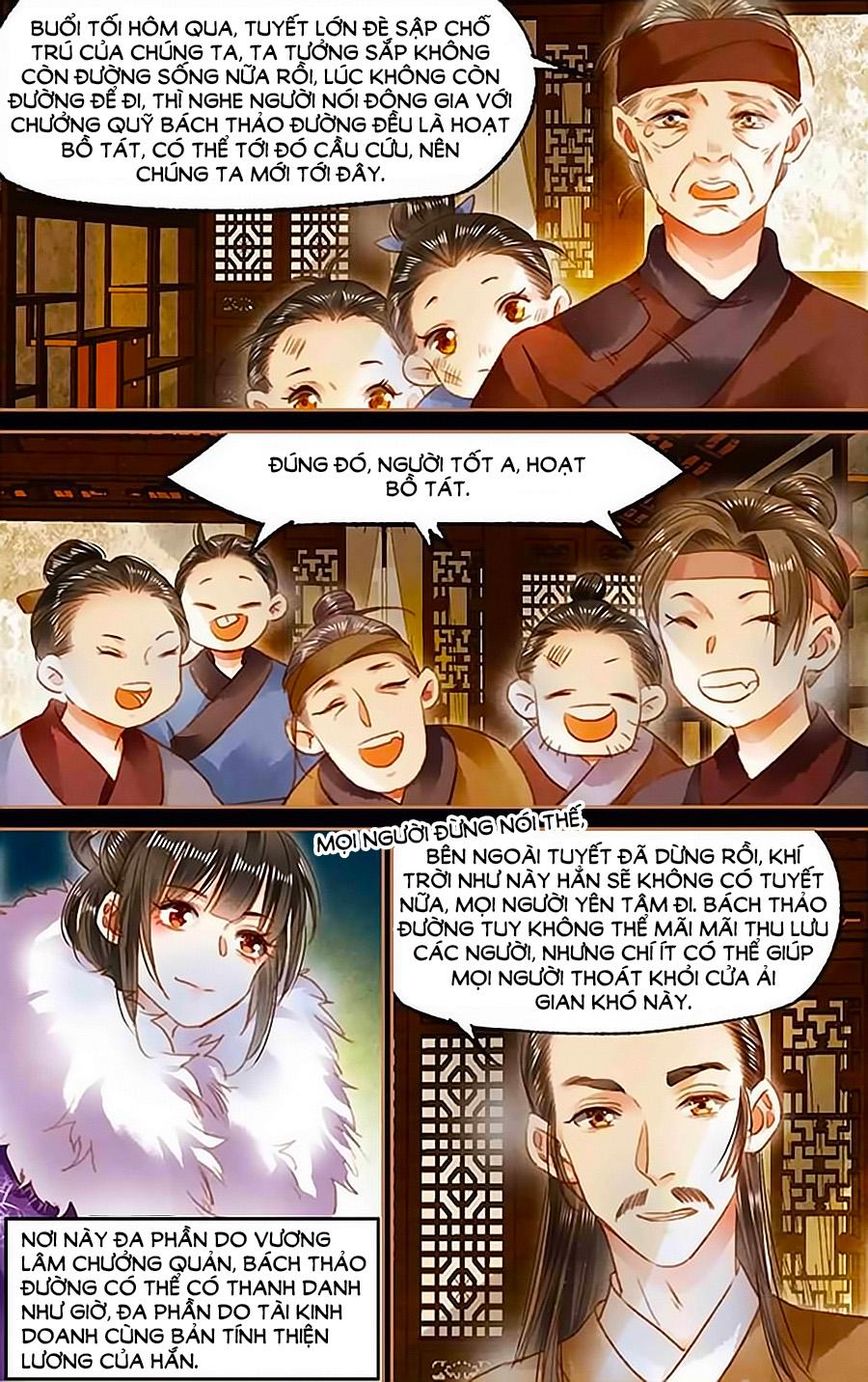 Thần Y Đích Nữ Chap 98 - Trang 6
