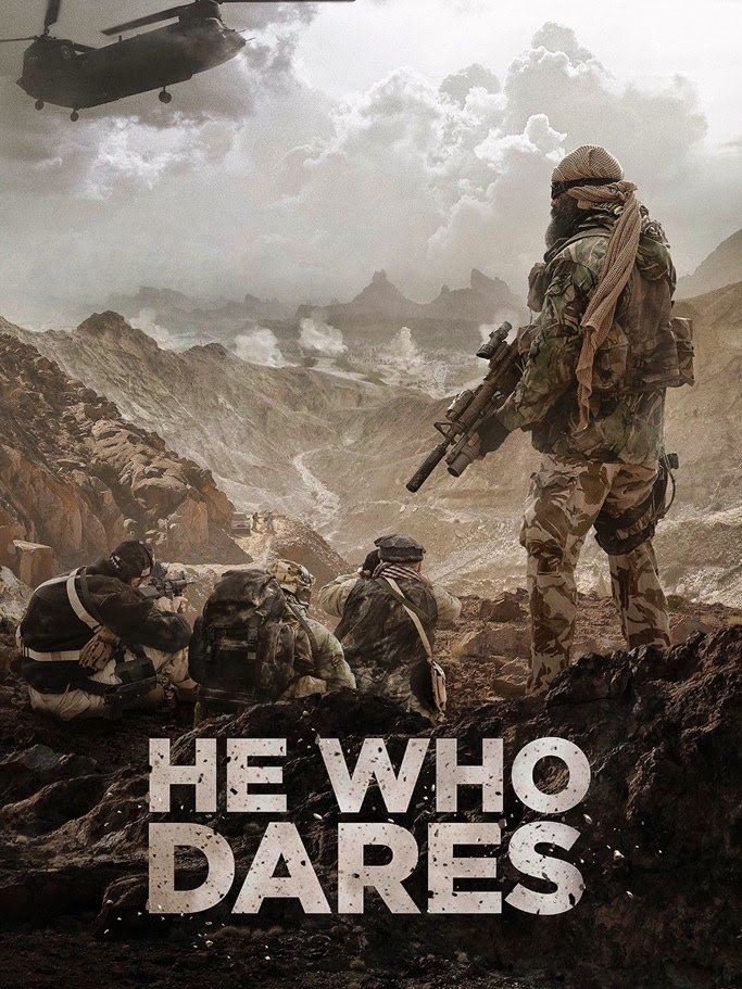 He Who Dares โคตรคนกล้า ฝ่าด่านตึกนรก [HD]
