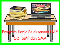 Program Kerja Pelaksanaan PAS SD, SMP dan SMA