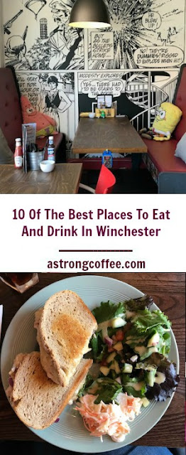 10 Of The Best Places To Eat And Drink In Winchester