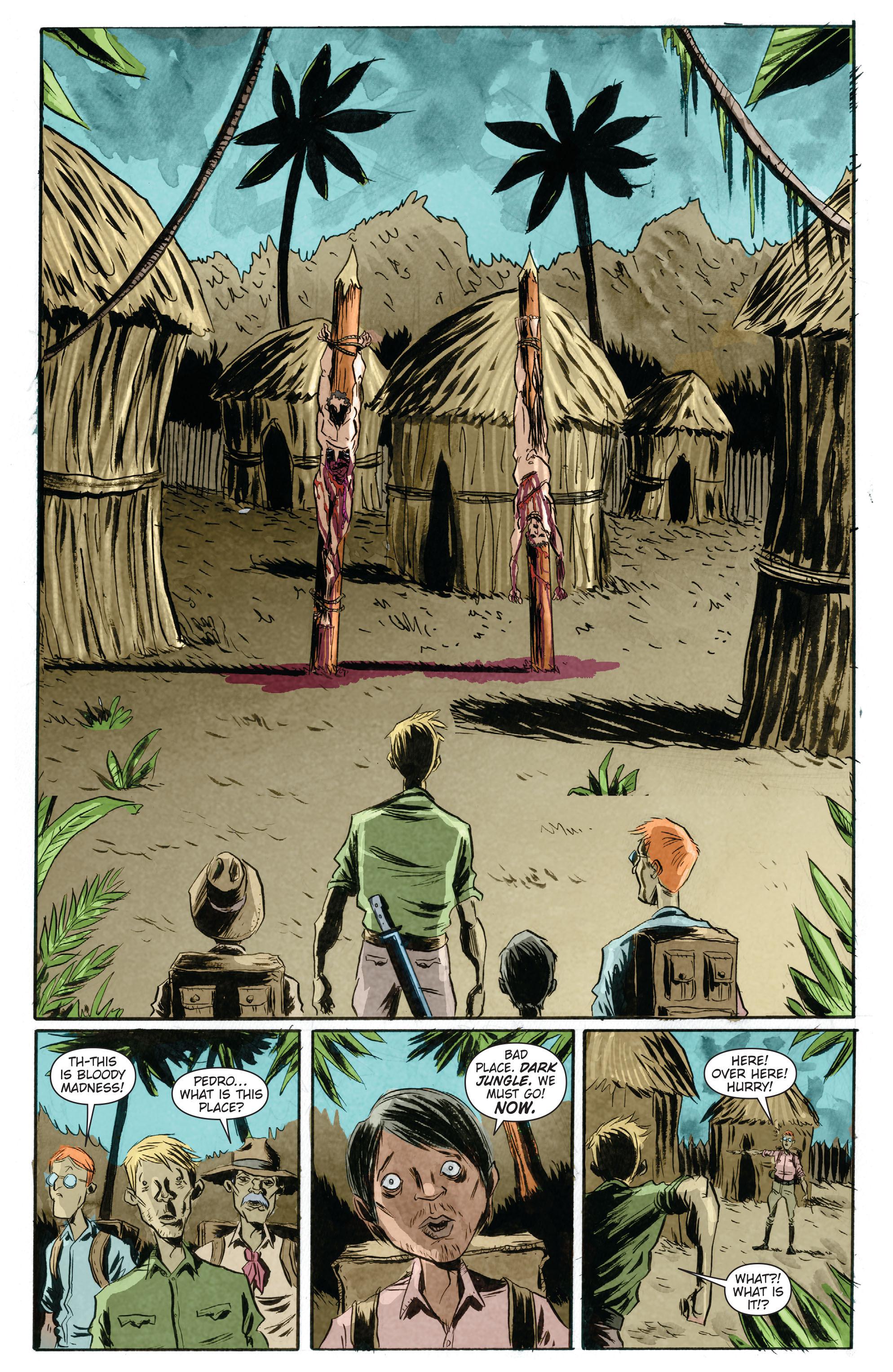 Read online Trillium comic -  Issue # TPB - 29