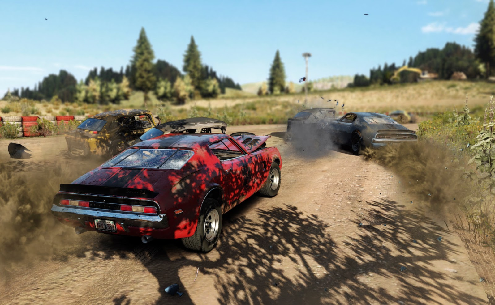 Racing Games For Pc In Full List And Screenshots