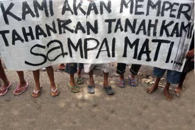Mengerikan! Kejahatan HAM di Era Jokowi dalam Bidang Agraria: 41 Tewas, 546 Dianiaya