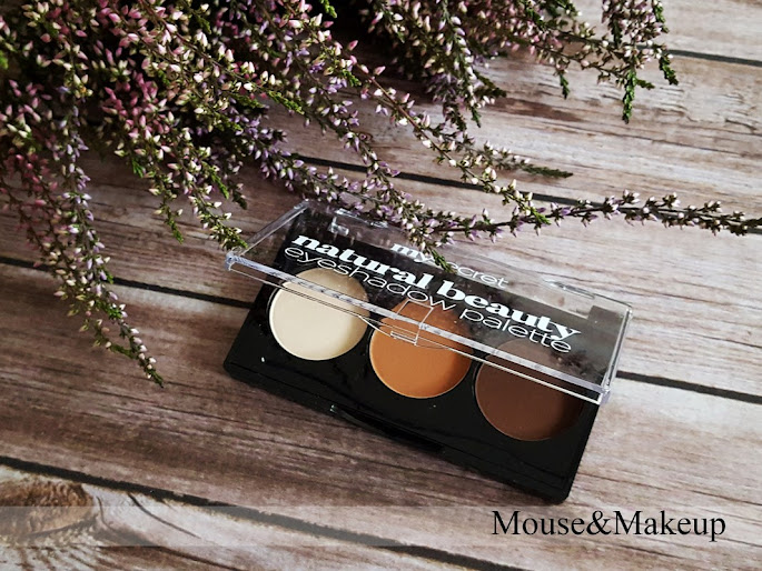 Mysecret Natural Beauty Eyeshadow Palette Cinnamon Rolls