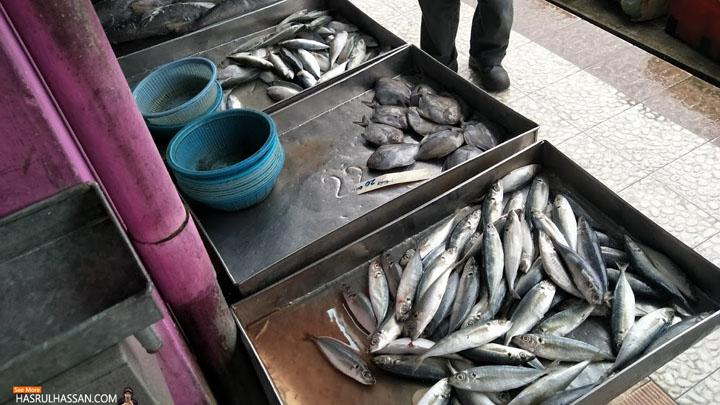 Malaysia kekurangan bekalan ikan segar