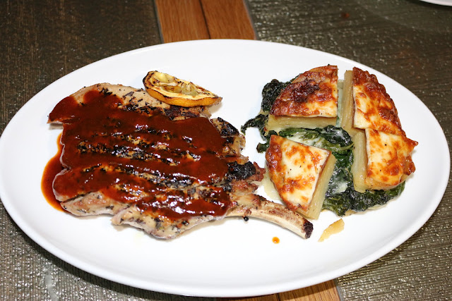 Vesper - Duroc Pork Rib Chop
