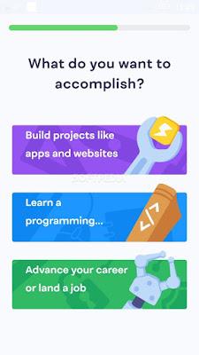 تطبيق تعليم البرمجة Mimo للأندرويد, تطبيق تعليم البرمجة Mimo مدفوع للأندرويد