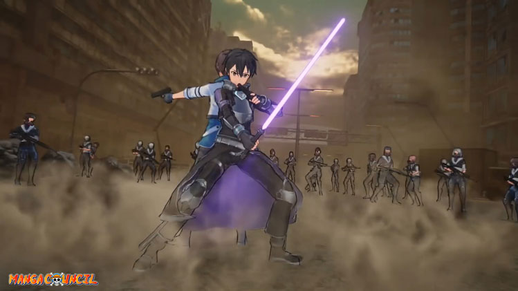 Sword Art Online Fatal Bullet Save Game | Manga Council