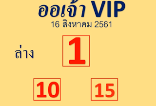 Thailand Lottery 3up Sure Tips For 01-10-2018