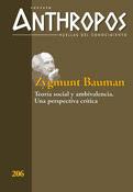 """""""Teoría social y ambivalencia"""" - Z. Bauman"""