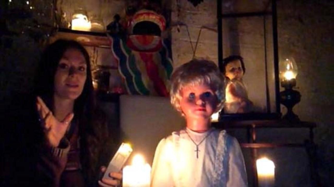 Resultado de imagen de muñecas poseídas es la de Peggy