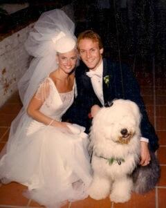 Свадебные фото актеров из Молодых и Дерзких. Ywed07
