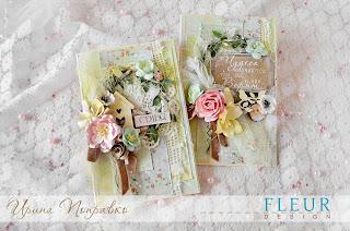 Fleur Design открытки Ирина Поправко