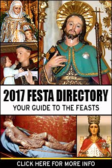 Upcoming Feasts & Festivals