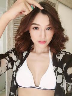Gái xinh Đặng Phạm Phương Chi the face