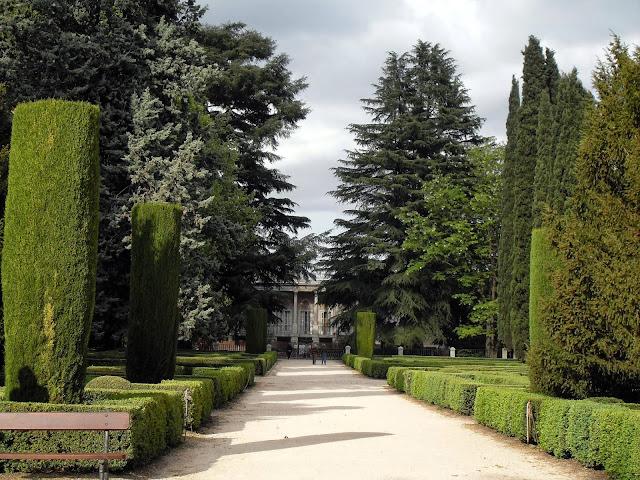 jardines de el capricho madrid