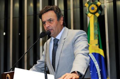 Senador Aécio Neves: Artigo