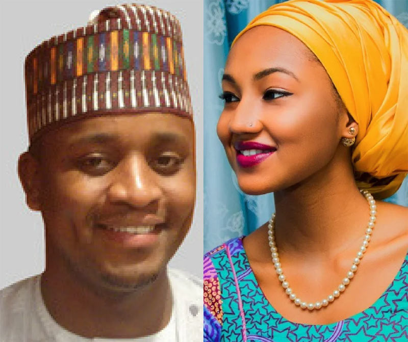 See wedding date + invitation card of Zahra Buhari and her groom Ahmed Indimi