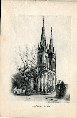 Photo de Moulins, Allier.La Cathédrale