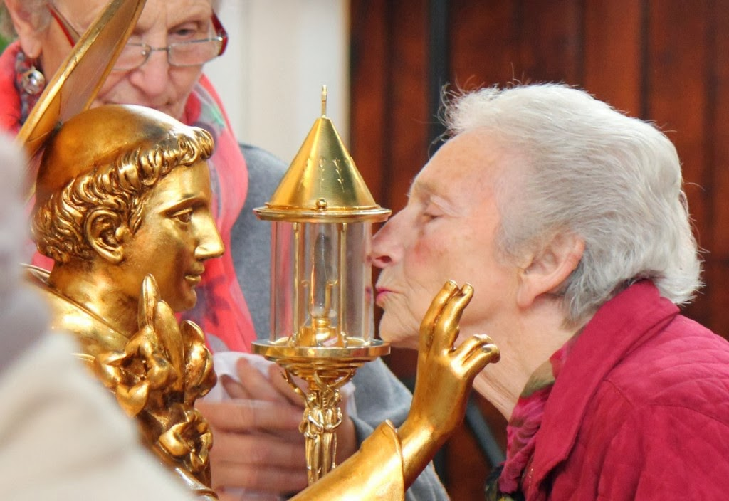 Relics of St Anthony
