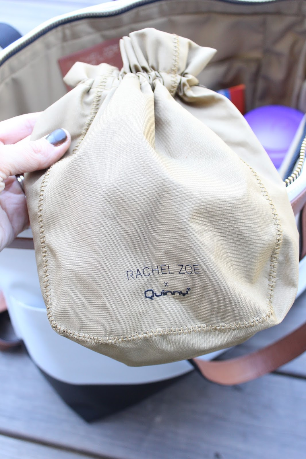 Rachel Zoe Quinny Diaper Bag review