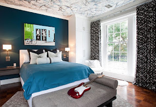 accent wall painting LA
