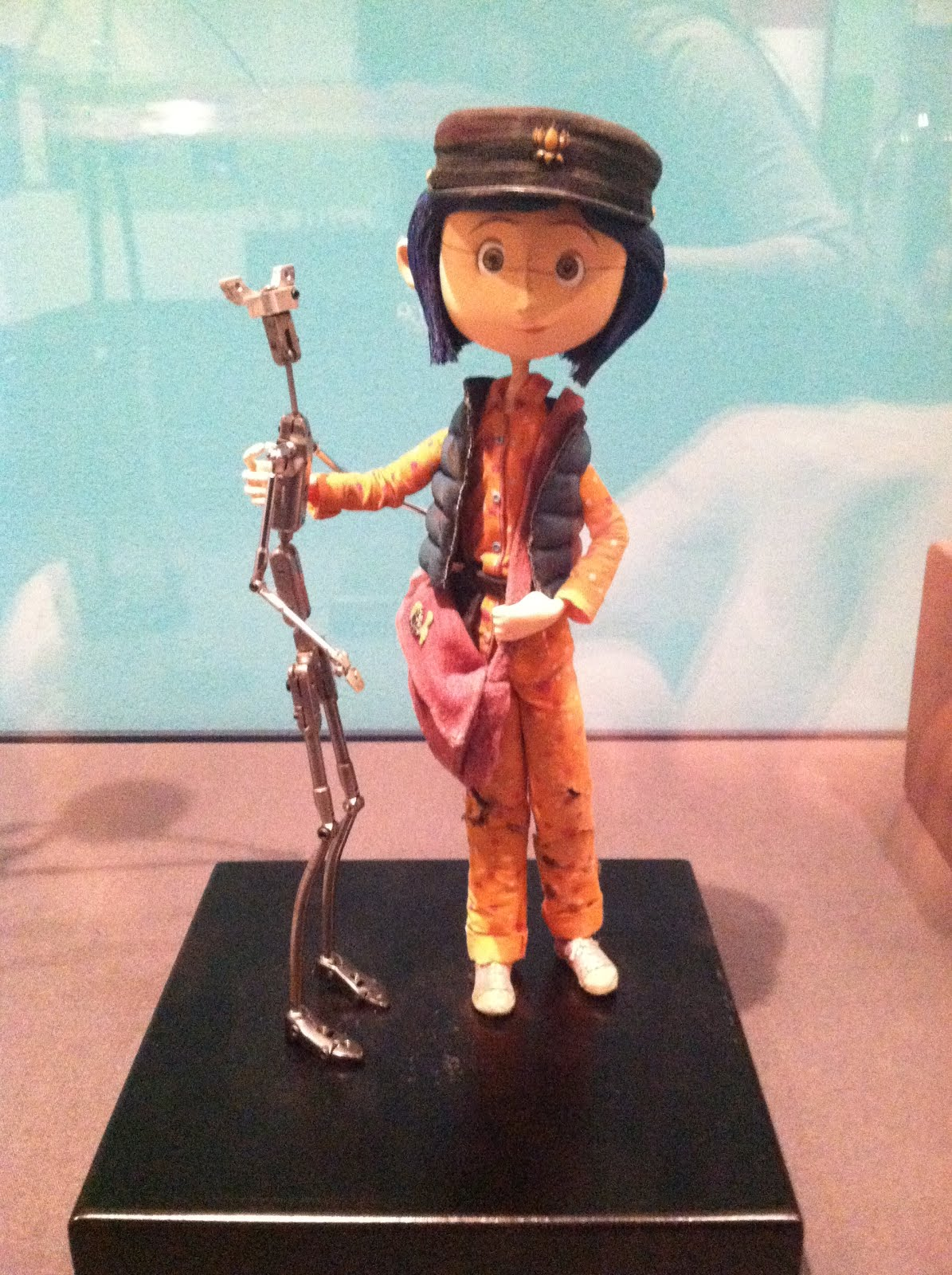Patisse Serie Paranorman Art At The Cartoon Art Museum
