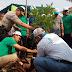 Hijaukan Jakarta, PLN Disjaya Tanam 700 Pohon Serentak