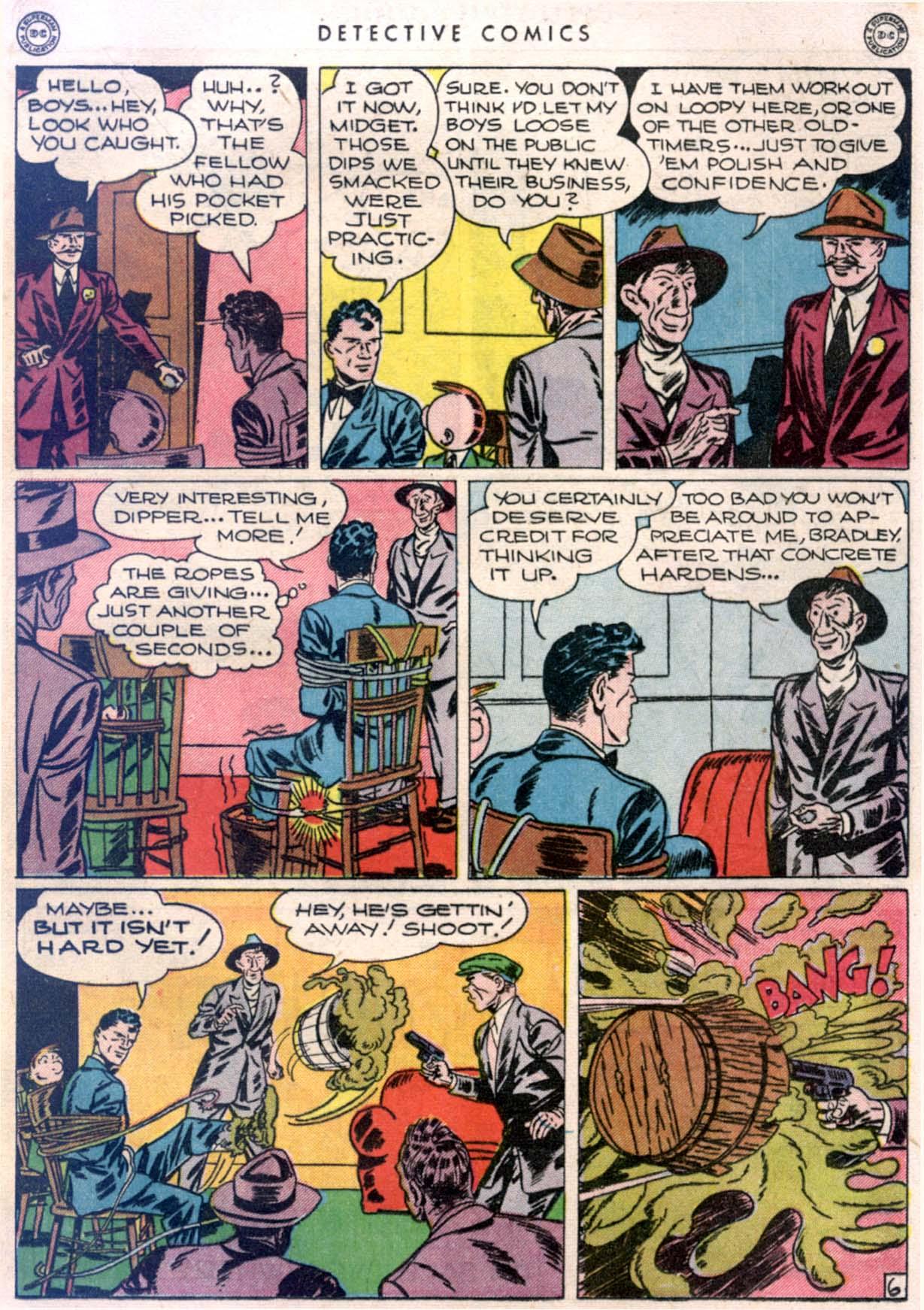 Read online Detective Comics (1937) comic -  Issue #106 - 25